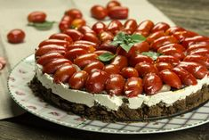 Savory Tart, Chutney, Dips, Recipies, Cheesecake, Food And Drink, Appetizers, Vegetarian, Favorite Recipes