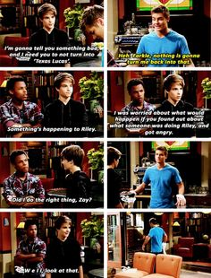 Lucas and Riley r right for each other. Riley and Lucas knows it yet he is dating Maya?