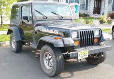 Where to find the cheapest cars for going on vacation - Jeep Wrangler $1500