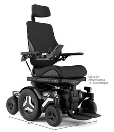 2021 M-Series Powered Wheelchair, Body Contouring, Freedom Of Movement, Psp
