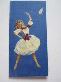 Handmade+unique+greeting+card+Attitude++by+DriedFlowerMagic,+€8.50