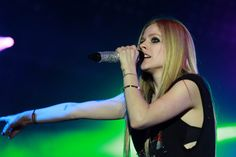 Avril Lavigne: Through the Years