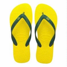 80ebfa0747da2 Havaianas Brasil Logo Flip Flops New Mens Shoes -- You can find out more  details at the link of the image.
