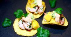 drinktilltugg   Catarina Königs matblogg Nachos, Ceviche, Kimchi, Pho, Salmon Burgers, Guacamole, Baked Potato, Appetizers, Mexican