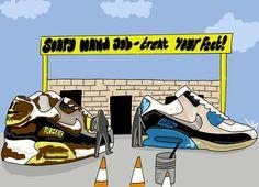 Nike SS13 By Josh Parkin