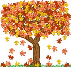 Preschool fall theme ideas, songs, activities, fingerplays, books to read Autumn Crafts, Autumn Art, Autumn Theme, Autumn Leaves, Fall Preschool Activities, Preschool Crafts, September Themes, Holiday Themes, Gifs