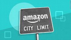 Cities across North America are pulling out the stops to become the home of Amazon's second headquarters.  The efforts to lure the tech giant to town have been both big and creative, from sending a giant cactus to CEO Jeff Bezos to offering big tax breaks. A Georgia town even... - #Amazons, #Cities, #Host, #TopStories, #Wacky