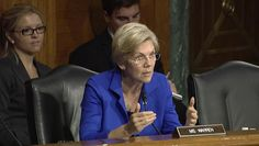 Elizabeth Warren Destroys Janet Yellen Over JPMorgan's 'Living Will'