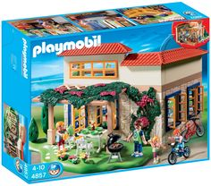Playmobil - 4857 - Jeu de construction - Maison de campagne