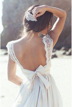 Une robe angélique