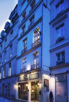 Hotel le relais du louvre, Paris France