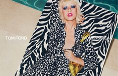 TOM FORD SPRING 2021 AD CAMPAIGN #TomFord #TF #TFSS21 Daily Fashion, Fashion News, Fashion Show, Tom Ford, Campaign Fashion, Fashion Labels, Toms, Women Wear, Spring Summer