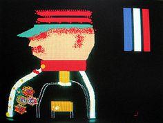Robert Hodgins - Officers and Gents, Series Fancy Rat, South African Artists, Africa Art, Artist Art, Spinning, Rose, African Art, Hand Spinning, Pink