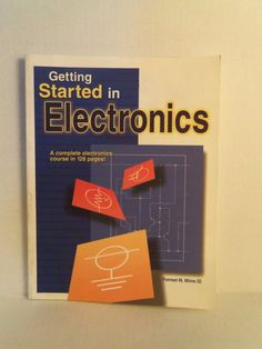 Getting Started in Electronics Forrest M. Mims Complete Course 2009 4th Edition #Books #ForSale #Textbook #BuyNow #Electronics #Shop #eBay SOLD