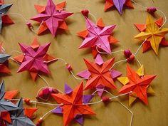 Noël en origami