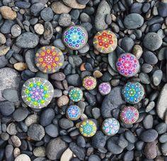 Rock paints