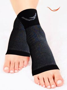 Rikedom Sports Pair Best Plantar Fasciitis Foot Sleeves Graduated Compression Plantar Men and Women, Reduce Ankle Swelling Ankle Spur Blood Circulation Swollen Ankles, Ankle Swelling, Foot Remedies, Blood Pressure Remedies, Compression Sleeves, Lose 5 Pounds, Improve Blood Circulation, Plantar Fasciitis, Natural Health Remedies