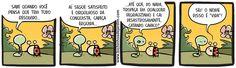 Tropeços, Bichinhos de Jardim, Clara Gomes