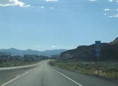80 & Utah 58 westbound leave Interstate 80 at Exit 2 for Wendover, Utah.