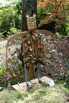 Atlanta botanical gardens - but how cool would this be in a yard!
