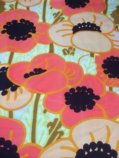 60s Marjatta Metsovaara vintage retro rare designer by Inspiria, $65.00