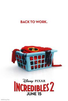 New Incredibles 2 Movie Posters