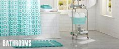 Bathroom Decorating Ideas & Teen Bathroom Ideas | PBteen