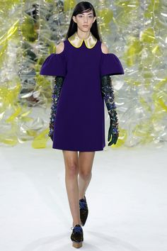 Delpozo - NYFW Fall/Winter 2016-2017 - so-sophisticated.com