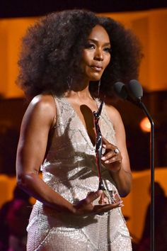 Most Beautiful Black Women, Angela Bassett, Women Lawyer, Black Girl Fashion, Black Power, Women Empowerment, American Actress, Movie Stars, Natural Hair Styles