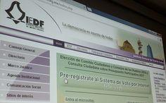 Los ciudadanos de la CDMX ya pueden registrar vía Internet sus proyectos para el Presupuesto Participativo