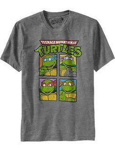 Men's Teenage Mutant Ninja Turtles® Tees | Old Navy