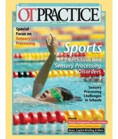 """Sports for Children with Sensory Processing Disorders"" June 4, 2012"