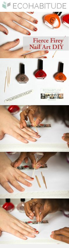 Do it yourself fall nail art with did nail paint nail art do it yourself fall nail art with did nail paint solutioingenieria Images