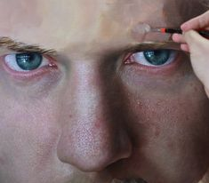Painting process by JW-Jeong.deviantart.com - This is INSANE! Acrylic on Canvas!