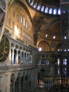 Aya Sofia, Istanbul, Turkije