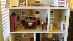 Here are some beautiful DIY dollhouse ideas that you can craft yourself. If you involve your little princess in the process, she will surely love to create a dollhouse for her beautiful barbie dolls. Home Wallpaper, Black Wallpaper, Brick Colors, Green Colors, Diy Dolls House Plans, Beautiful Barbie Dolls, Dollhouse Ideas, Nature Inspired, Family Room