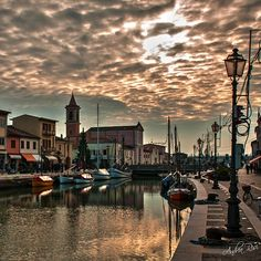 Cesenatico - Instagram by andrewrice77