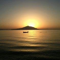 Sunrise in Ireon