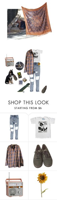 """Hello my retro lover"" by shay-heid ❤ liked on Polyvore featuring Timberland, Vans, CO, Pier 1 Imports, Urban Outfitters, men's fashion and menswear"