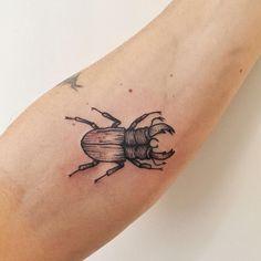 El escarabajito que se ha llevado hoy @lucreativo 💙⚡️👏🏻