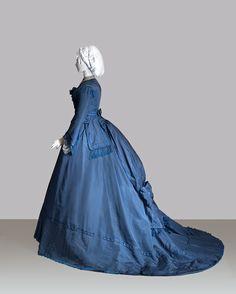Costume designed by Piero Tosi for Sonia Petrova in Ludwig (1972)