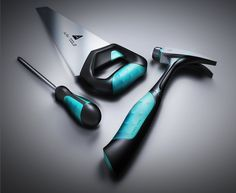 Aura Tools - Hand Tool Range on Behance