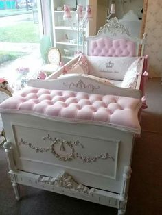modern baby bed design ideas for nursery furniture sets 2019 - Baby Room Best Pin Baby Bedroom, Baby Room Decor, Girls Bedroom, Bedrooms, Baby Rooms, Nursery Furniture Sets, Baby Furniture, Girl Nursery, Girl Room