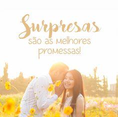 #mensagenscomamor #frases #vida #pessoas #surpresas #promessas