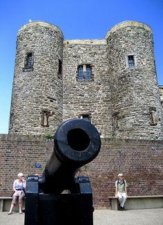 Ypres Tower - Rye, England