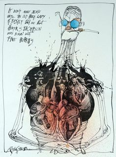 Image result for Ralph Steadman
