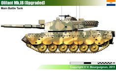 The Olifant where Centurions redesigned by the Olifant Manufacturing Co. (OMC) Engineering pty Ltd. Development of the Olifant started in 1976 & first entered service w/ the South African Armoured Core. Army Vehicles, Armored Vehicles, South African Air Force, Armored Core, Military Armor, Tank Destroyer, Armored Fighting Vehicle, Ww2 Tanks, Battle Tank