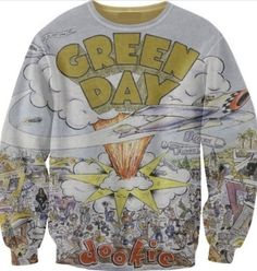 So want this #greenday #dookie
