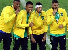 Blog Esportivo do Suíço: Ouro na Rio-2016 coloca seleção brasileira na briga por Oscar do esporte