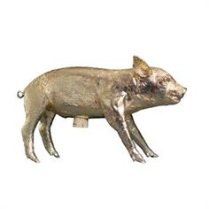 Bank in Form of Pig designed by Harry Allen. Available online and at the Wolfsonian Museum Shop.